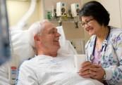 Veteran-in-hospital