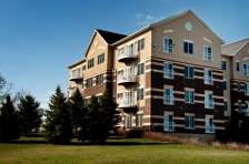 A new Senior Housing complex in the Midwest.